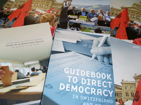 Lecture on Swiss Direct Democracy